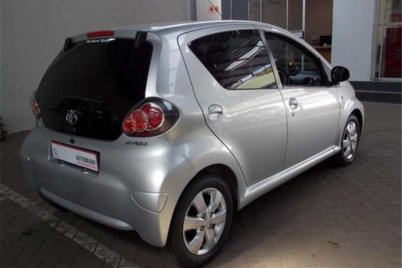 2013 Toyota Aygo 10 Wild Cars For Sale In Gauteng R 99 900 On