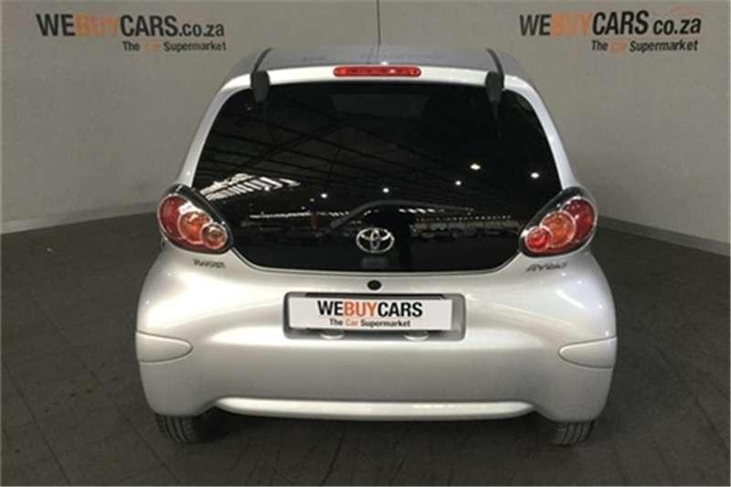 Toyota Aygo 5 door 1.0 Wild 2011