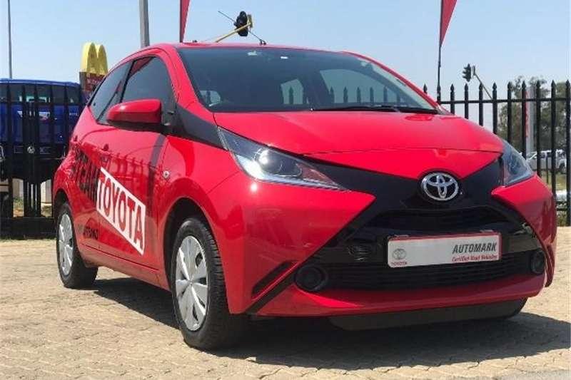 2018 Toyota Aygo