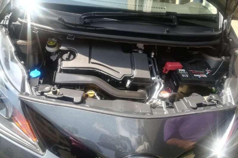 2017 Toyota Aygo 5 door 1.0 Fresh
