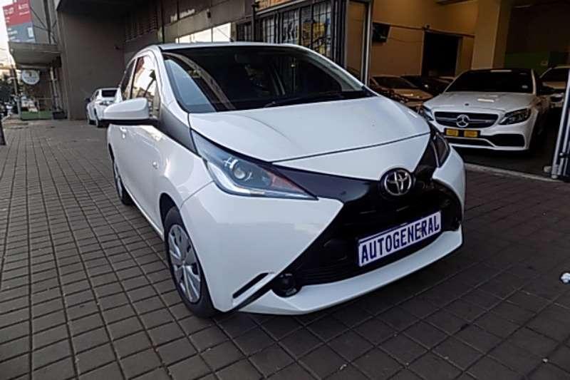 2017 Toyota Aygo 1.0