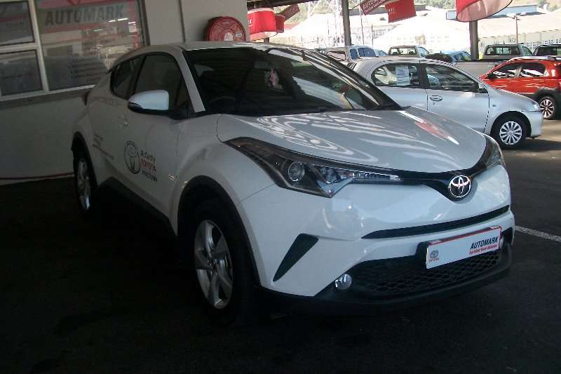 Toyota C-HR 1.2T Plus 2017