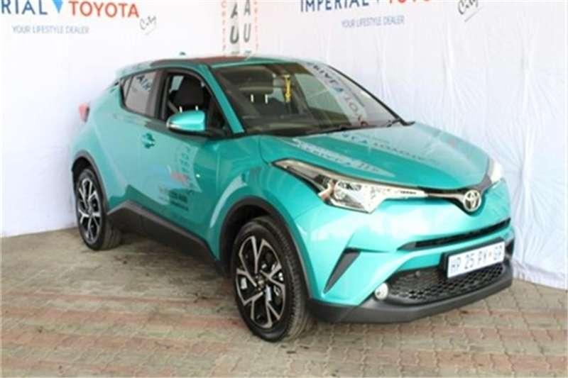 2018 Toyota C-HR 1.2T Plus