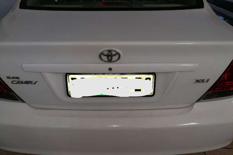 Toyota Camry 2.4 XLi 2004
