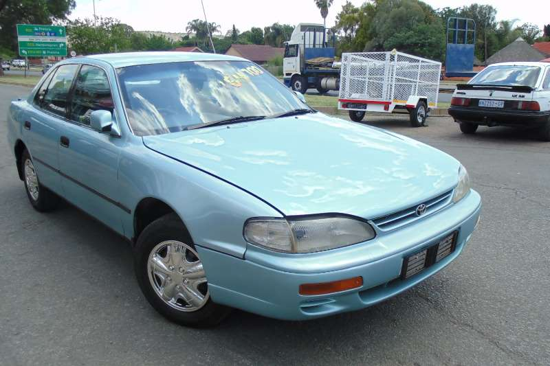 1999 toyota camry 220si cars for sale in gauteng r 49 700 on auto mart. Black Bedroom Furniture Sets. Home Design Ideas