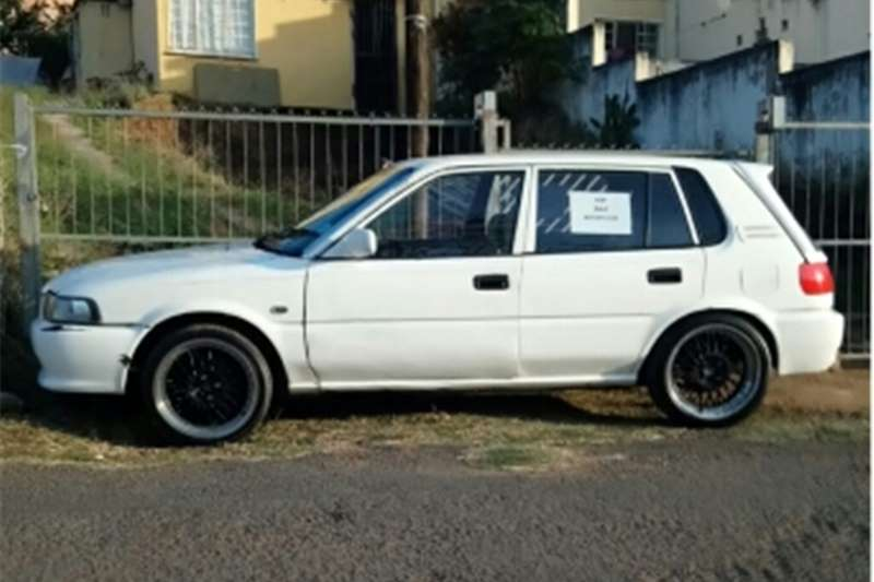 Toyota Conquest 1.3 tazz,Manual, petrol  1994