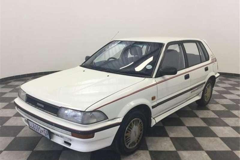 Toyota Conquest 16 VALVE Sport 1989