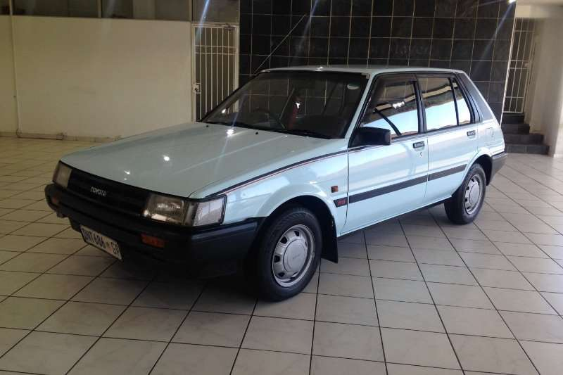 Toyota Conquest 1600 RS (One Owner) 1989
