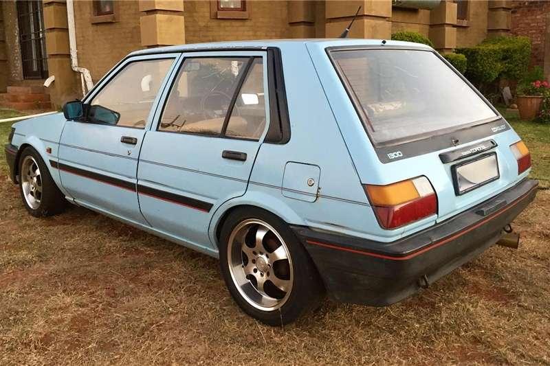 Toyota Conquest 1989