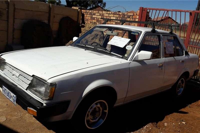 Toyota Corolla 13 Advanced 1984