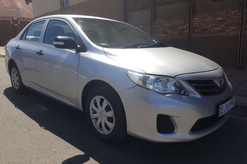 2010 toyota corolla manual