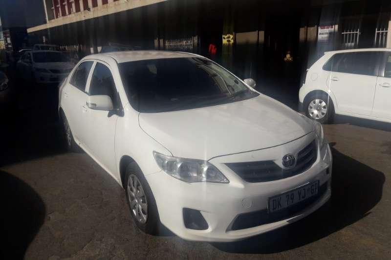 Toyota Corolla 1.3 Impact 2013