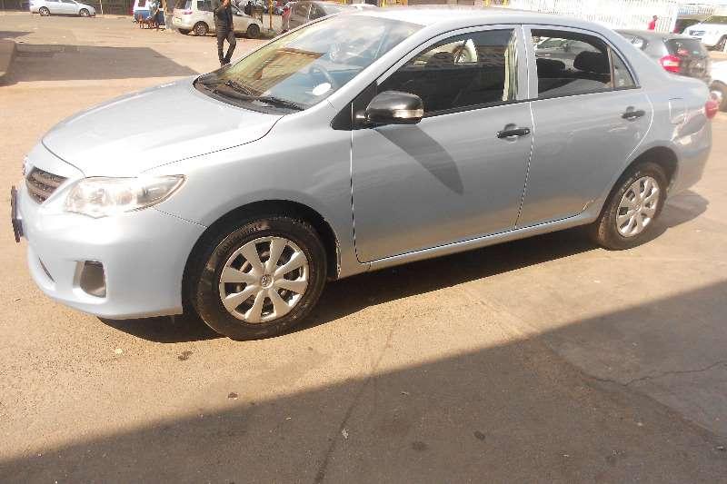 Toyota Corolla 1.3 Professional 2014