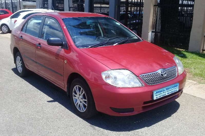 Toyota Corolla 1.4 Advanced 2003