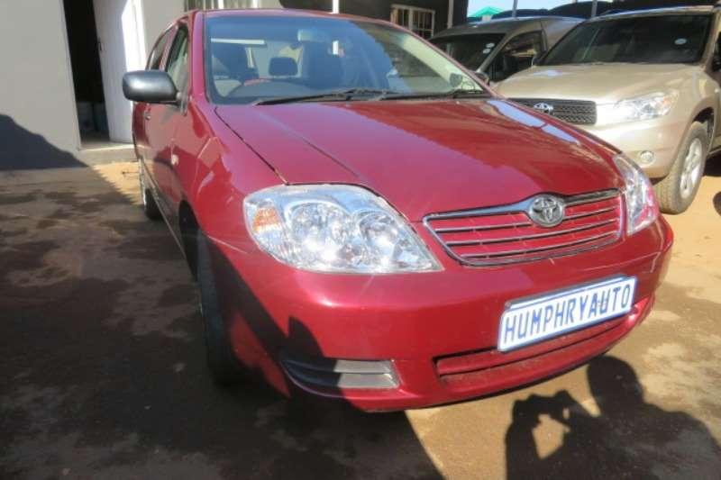 Toyota Corolla 1.4 i 2007
