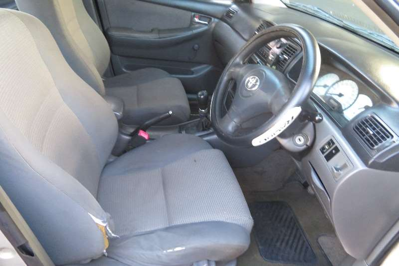 Toyota Corolla 1.4gla 2007