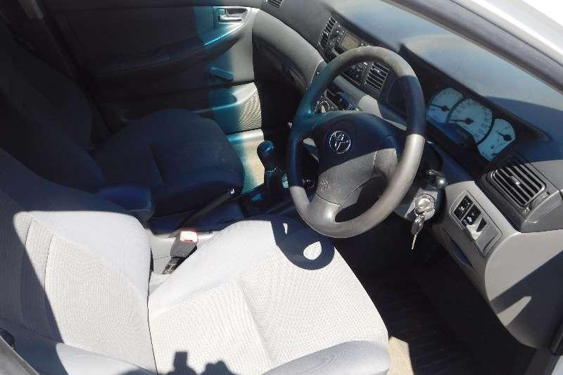 Toyota Corolla 1.6 2007
