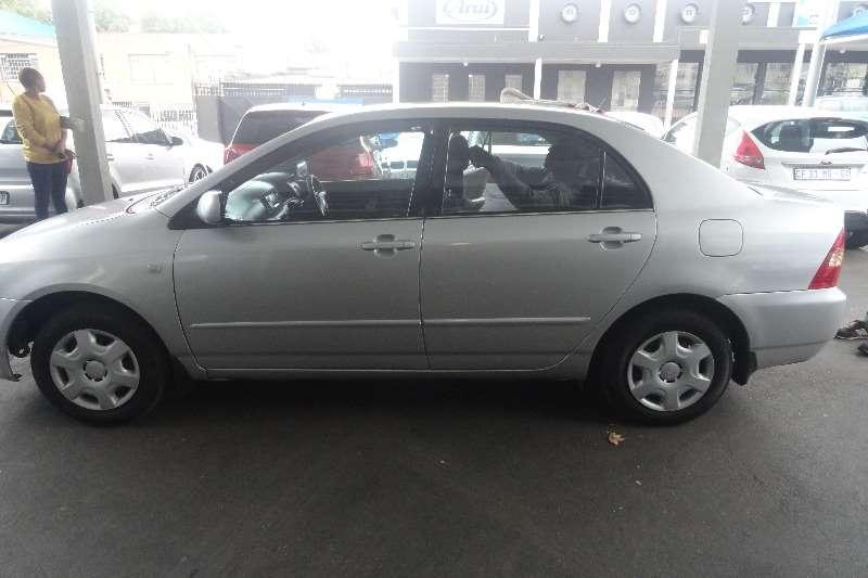 Toyota Corolla 1.6 Advanced 2005