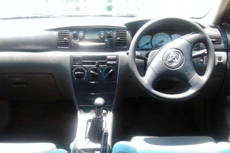 Toyota Corolla 1.6 Advanced 2006