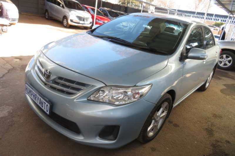 Toyota Corolla 1.6 Advanced 2010