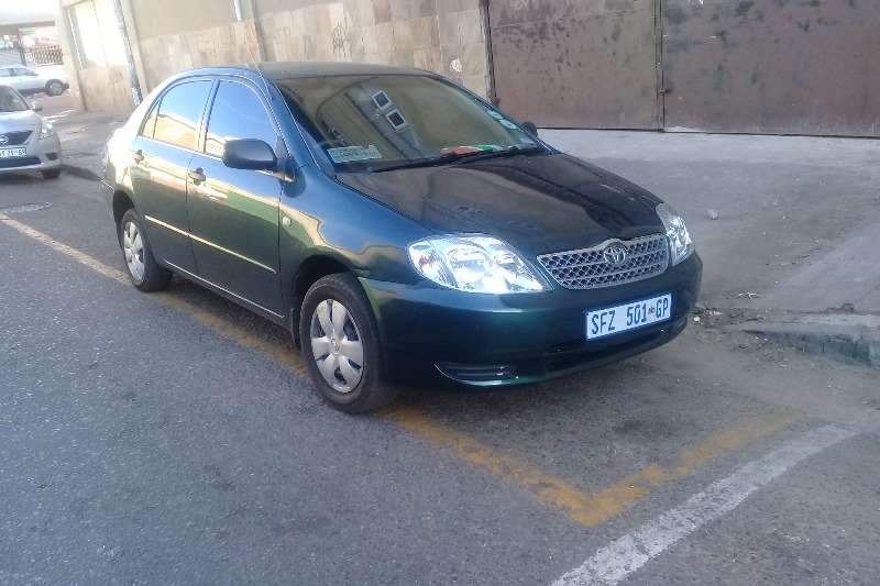 Toyota Corolla 1.6 Advanced auto 2003