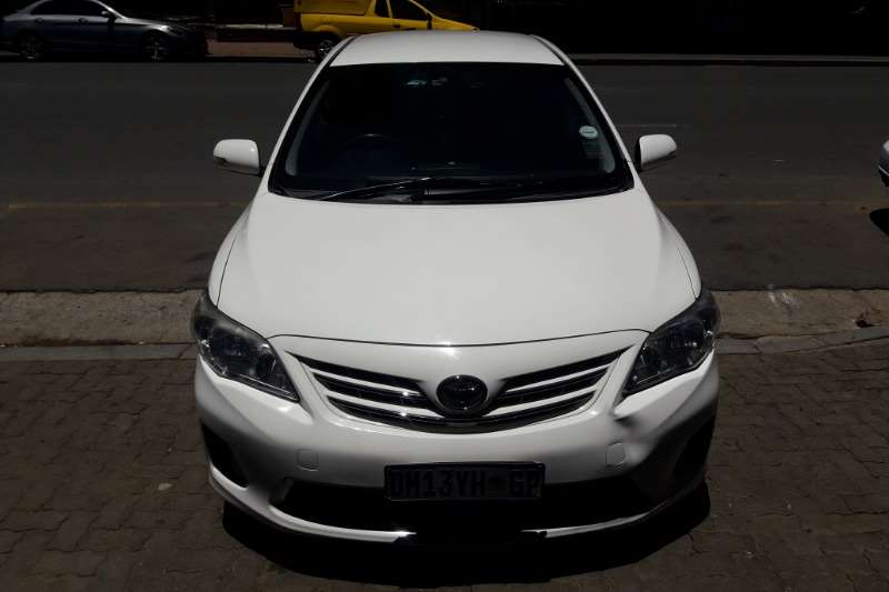 Toyota Corolla 1.6 Advanced auto 2012