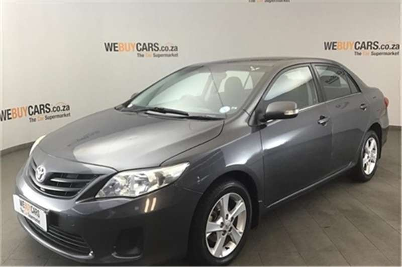 Toyota Corolla 1.6 Advanced auto 2013