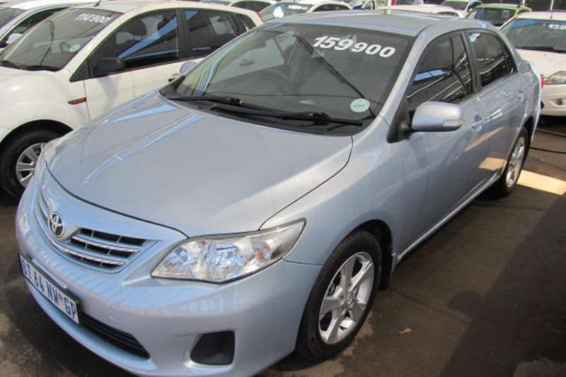 Toyota Corolla 1.6 Advanced Heritage Edition 2012