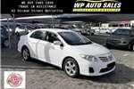 Toyota Corolla 1.6 Advanced Heritage Edition 2012