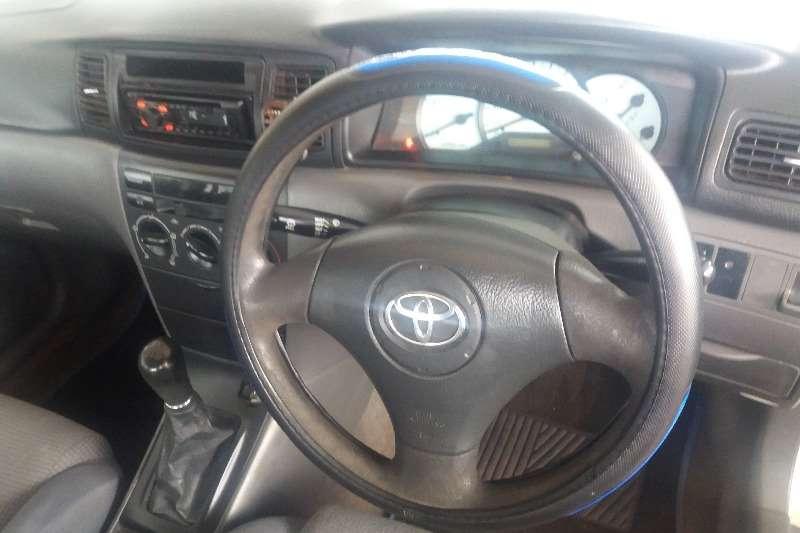 Toyota Corolla 1.6 GLE 2006