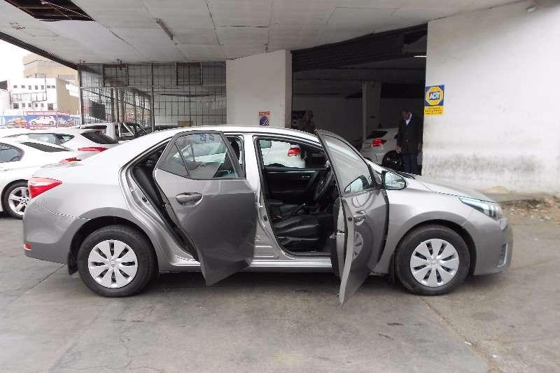 Toyota Corolla 1.6 Prestige 2014