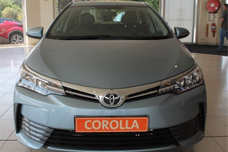 2019 Toyota Corolla 1 6 Prestige Sedan Petrol Fwd Manual Cars