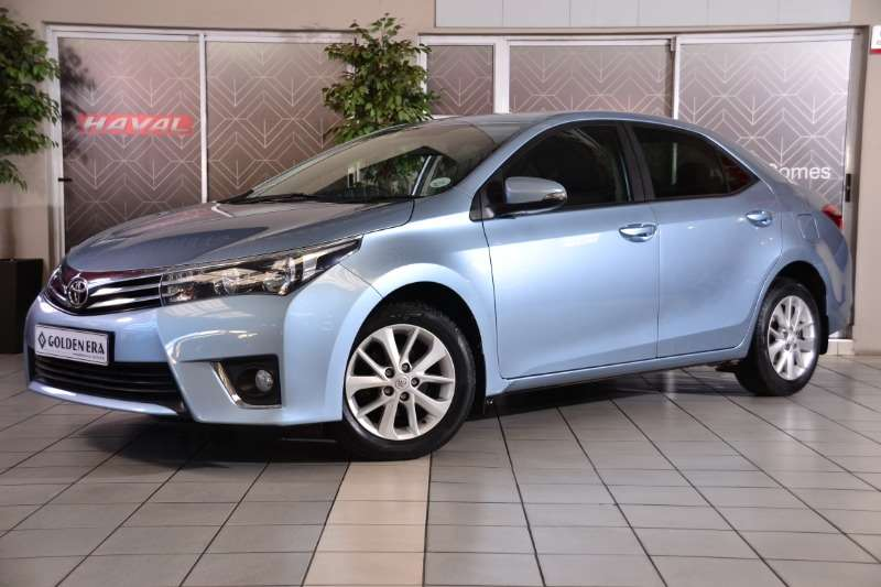Toyota Corolla 1.6 Prestige Cvt 2015
