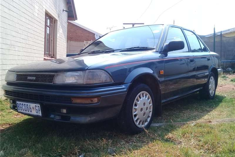 Toyota Cressida For Sale In Gauteng >> 1994 Toyota Corolla 1.6 Sprinter Cars for sale in Gauteng | R 26 000 on Auto Mart