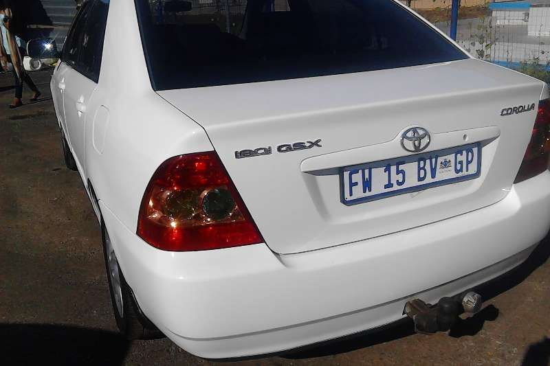 Toyota Corolla 1.8 Advanced 2005