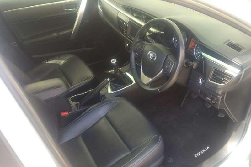 Toyota Corolla 1.8 Exclusive 2015