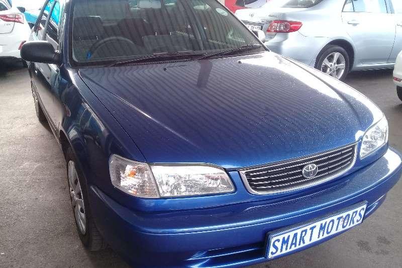 Toyota Corolla 1.8 Exclusive auto 2001