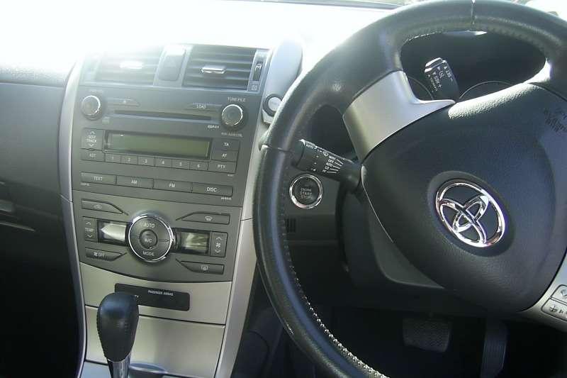 Toyota Corolla 1.8 Exclusive automatic 2008