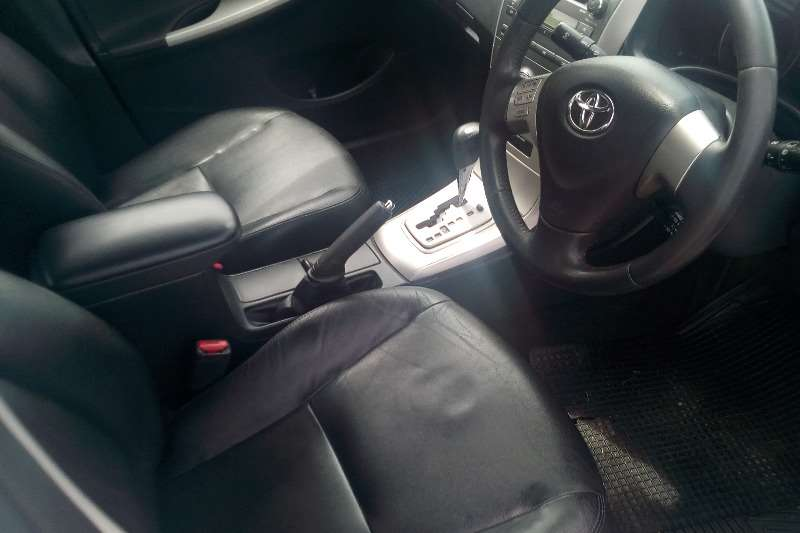 Toyota Corolla 1.8 Exclusive automatic 2009