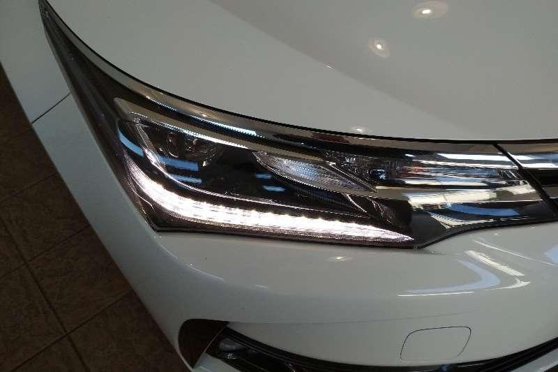 Toyota Corolla 1.8 Exclusive automatic 2018