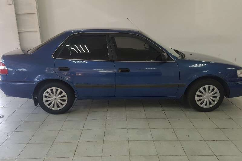 Toyota Corolla 160i Gle For Sale In Gauteng Auto Mart