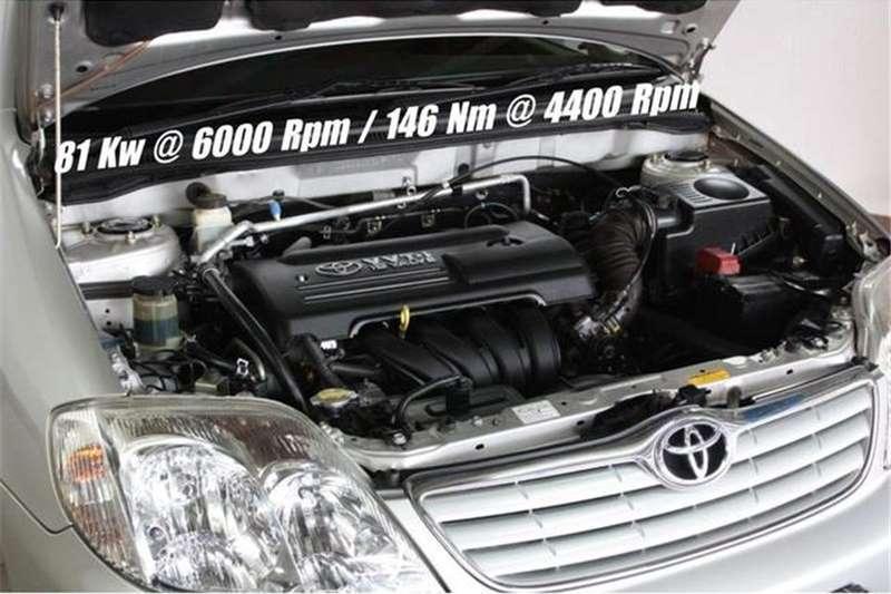 Toyota Corolla 160i GLE automatic 2005