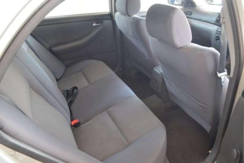 Toyota Corolla 160i GLE automatic 2006