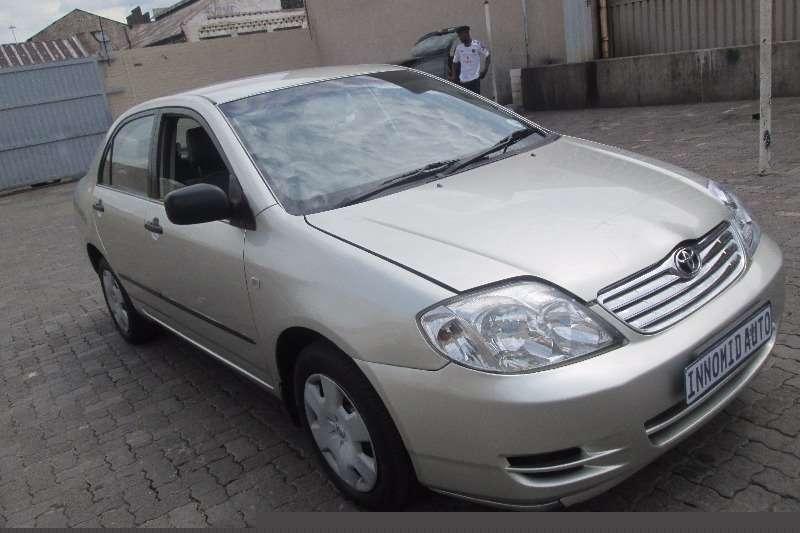 Toyota Corolla 160i GLS 2007