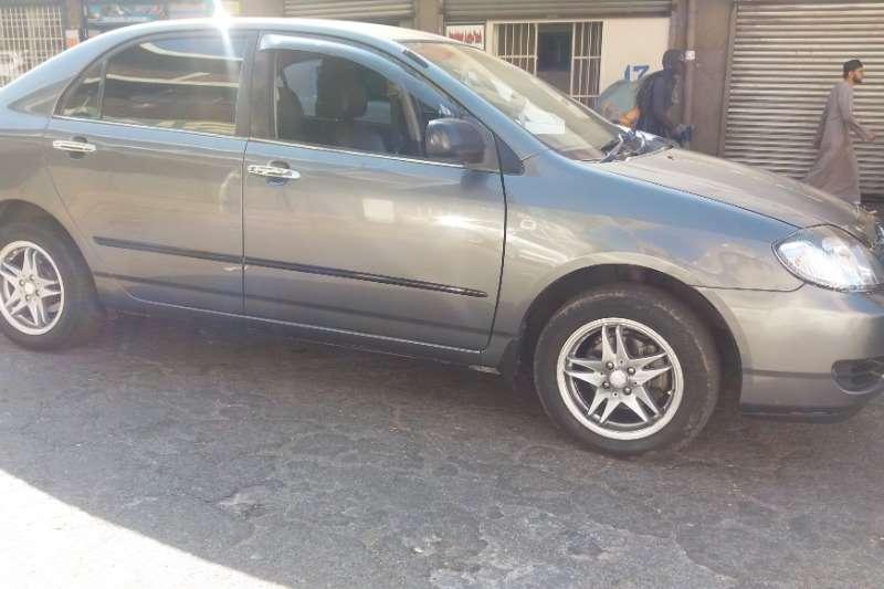 Toyota Corolla 180i GLS 2005
