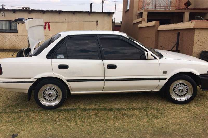 1995 toyota corolla cars for sale in freestate r 37 000 on auto mart. Black Bedroom Furniture Sets. Home Design Ideas