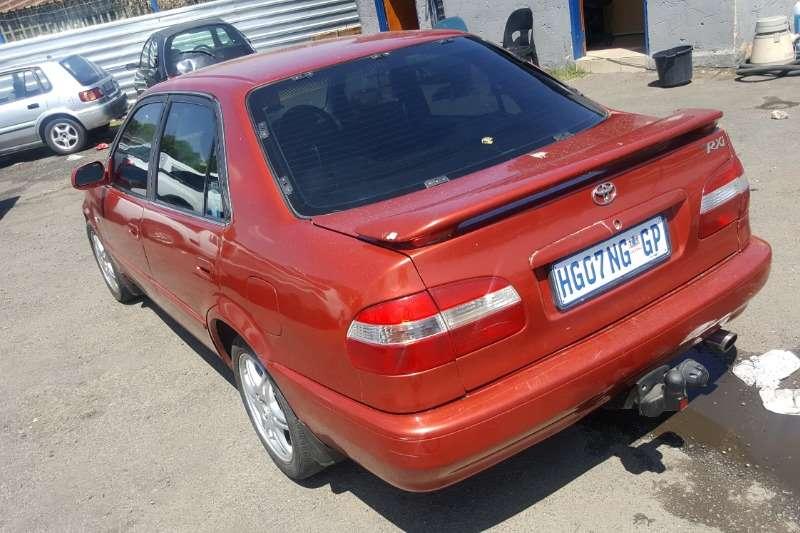 Toyota Corolla 2.0 Exclusive 2003