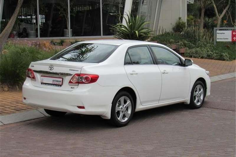 Toyota Corolla 2.0 Exclusive 2011