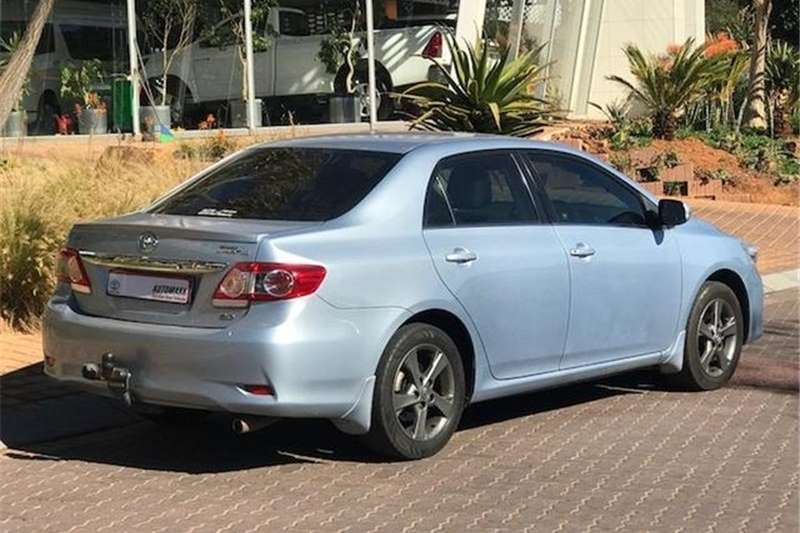 Toyota Corolla 2.0 Sprinter 2011