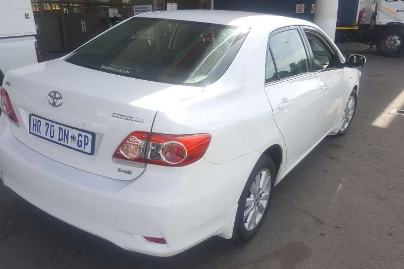 Toyota Corolla 2.0D 4D Advanced 2010